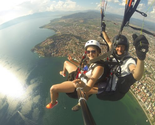 Paragliding Macedonia – Discover Macedonia from the sky